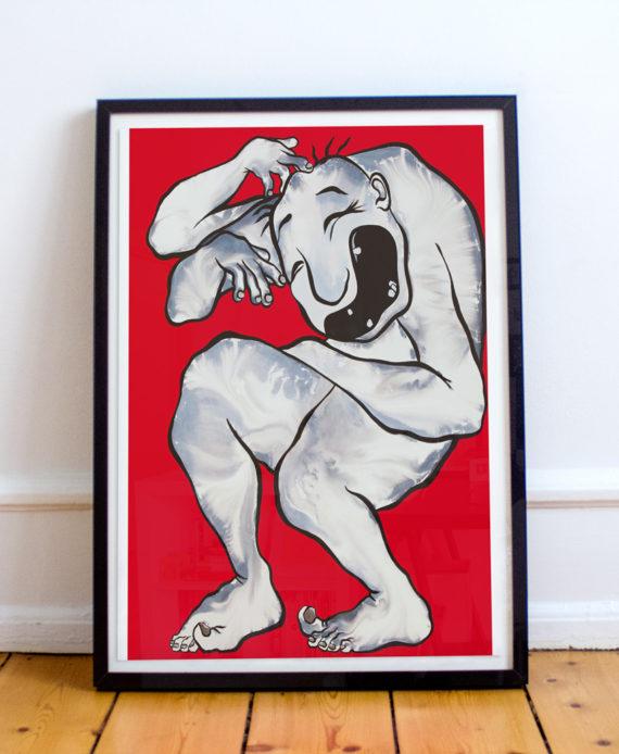 Ella-et-Pitr-2-Art-Station-2018-Montpellier-Corum-Cercle-Rouge-Store-framed