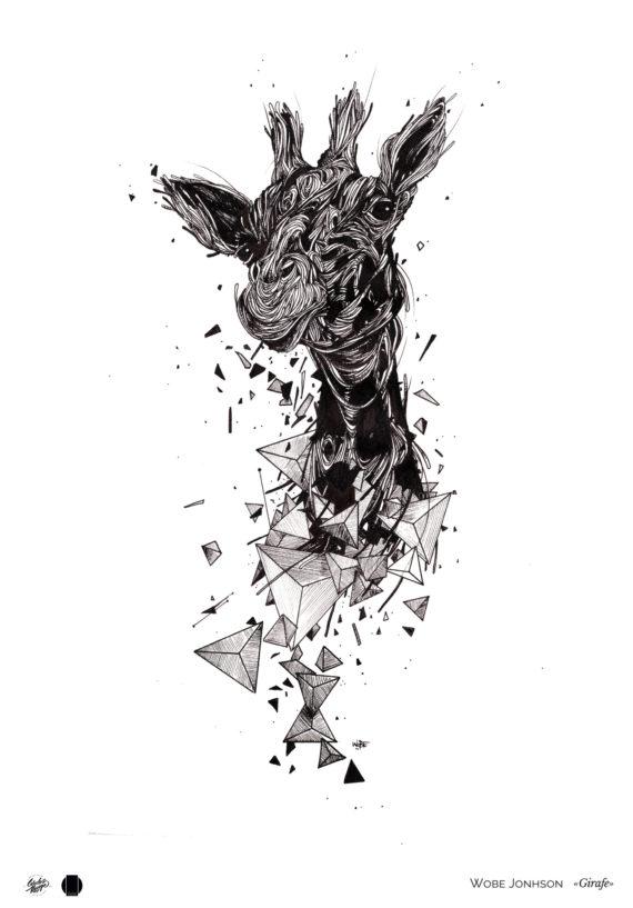 Wobe-Johnson-Girafe