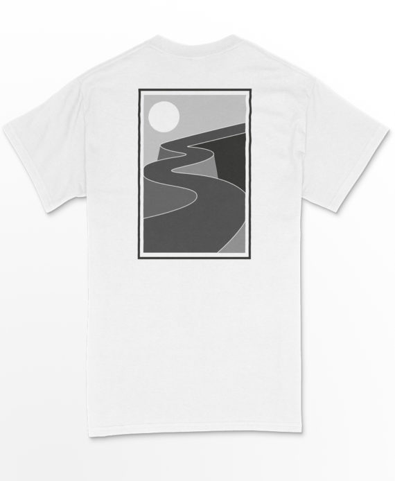 Léa Frederickx Roadmap T Shirt Boutique en ligne montpellier