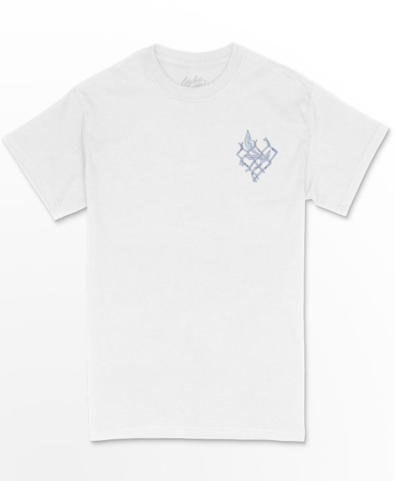 Nadège FERON Design Tshirt Cercle Rouge Store Montpellier