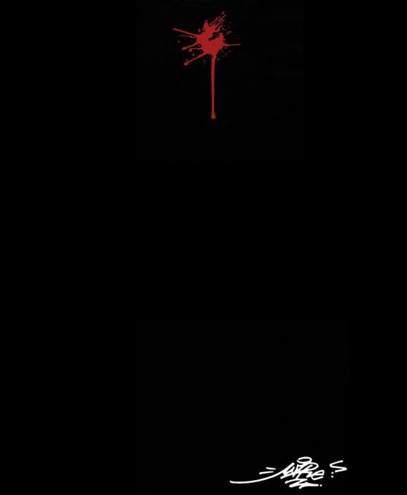 Wire978 Graffiti's not dead Cercle Rouge t-Shirt Concours Design Montpellier
