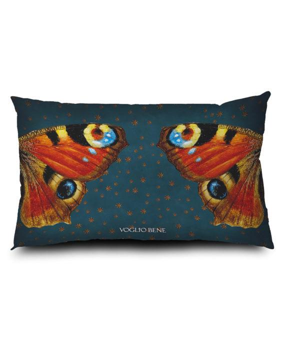 Voglio Bene - Papillon Sacré Housse de Coussin 40x65