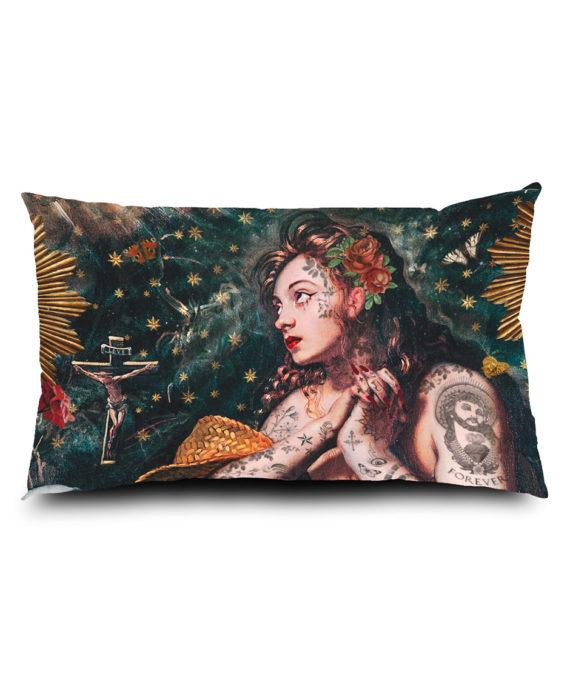Voglio Bene - Marie Madeleine Housse de Coussin 40x65