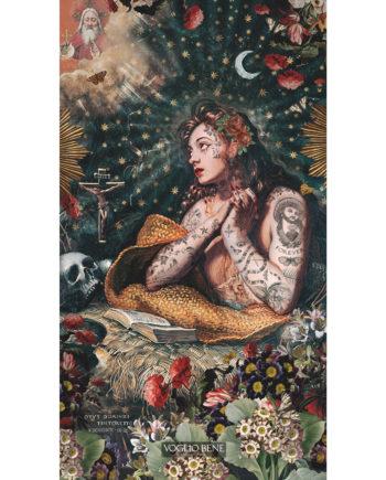 Voglio Bene - Marie Madeleine - Tenture 144 x 250