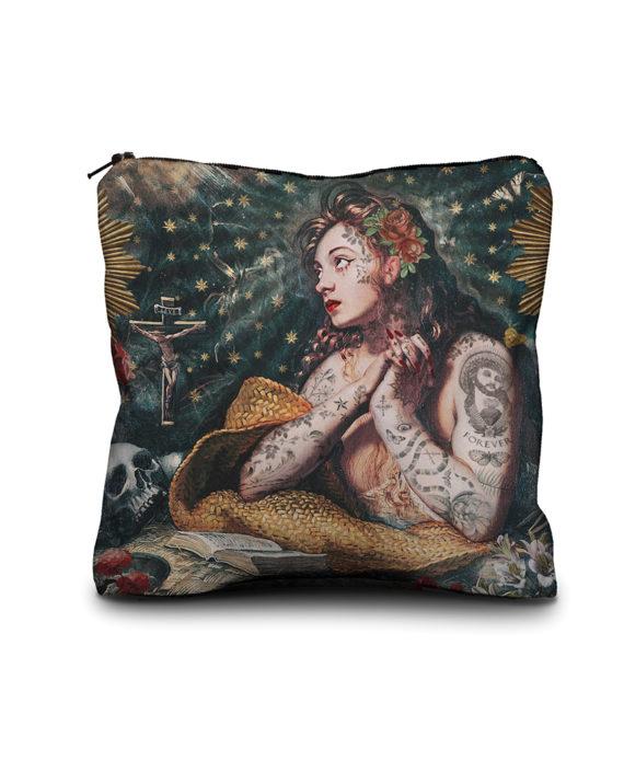 Voglio Bene - Marie Madeleine Trousse 20x20